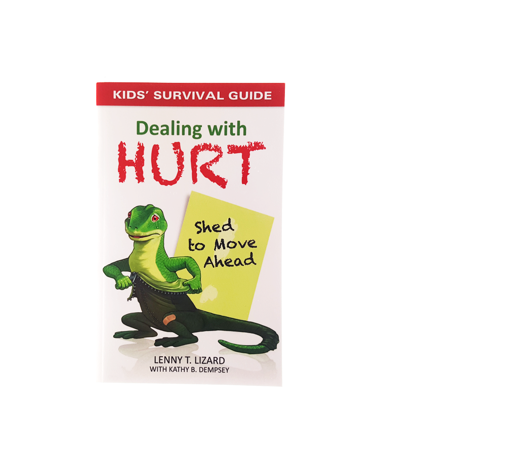 Kids Survival Guide - Dealing with Hurt