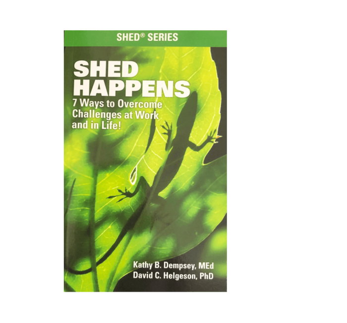 Shed Happens Book